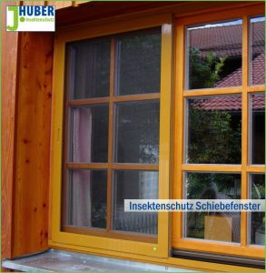 Neher Insektenschutz Fachberater Johann Huber Sauerlach